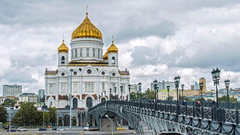 РПЦ прекратит общение с Константинополем в случае дарования УПЦ КП автокефалии