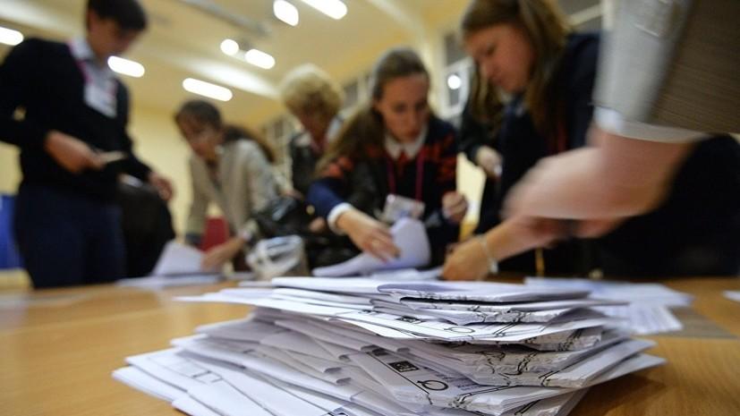 Памфилова: результаты выборов отменены на 6-ти участках в Российской Федерации