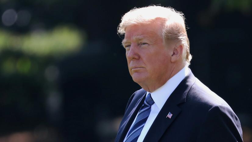 Сенатор США: Указ Трампа осанкциях завмешательство ввыборы недостаточно эффективен