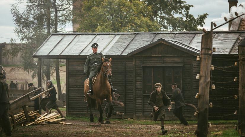 Успешный дебют: «Собибор» Хабенского выдвинут на «Оскар» от России