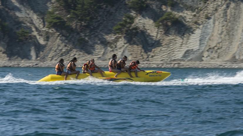 В Крыму побывали 5,6 млн туристов с начала года