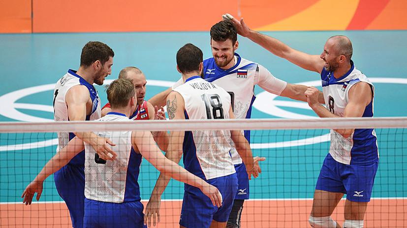 «Уникальная команда с прекрасным подбором мастеров»: мужская сборная России по волейболу стартует на чемпионате мира
