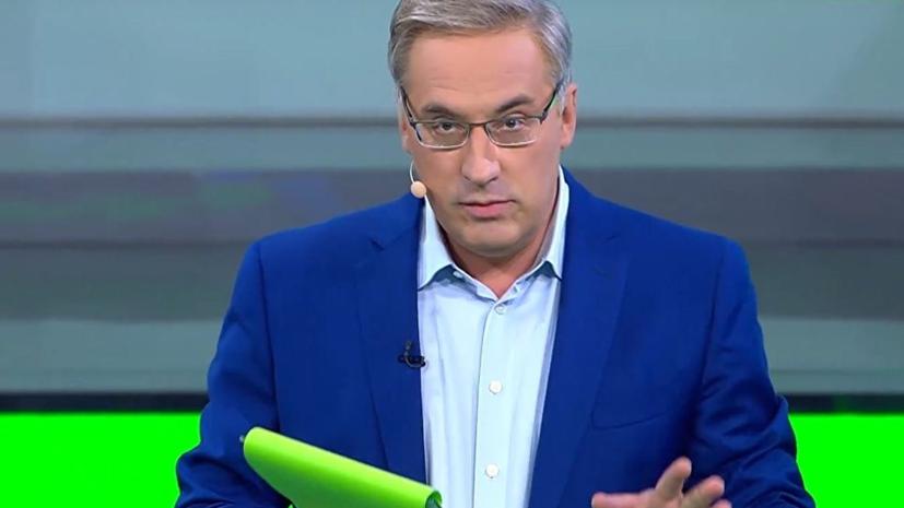 Ведущий ток-шоу «Место встречи» рассказал, почему выгнал украинского эксперта из студии