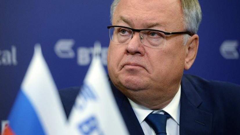 Глава ВТБ уверен в способности банков России выдержать возможные новые санкции США