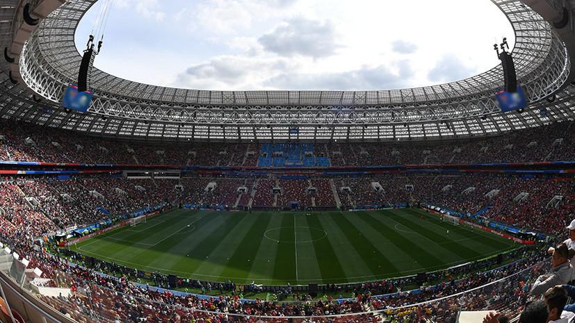 «Под стать финалу Кубка мира»: почему ЦСКА стоит принять соперников по Лиге чемпионов в «Лужниках»