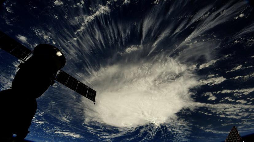 Губернатор Джорджии ввёл в штате режим ЧП из-за надвигающегося урагана «Флоренс»