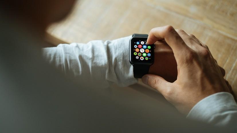 Apple представила умные часы с ЭКГ-датчиком