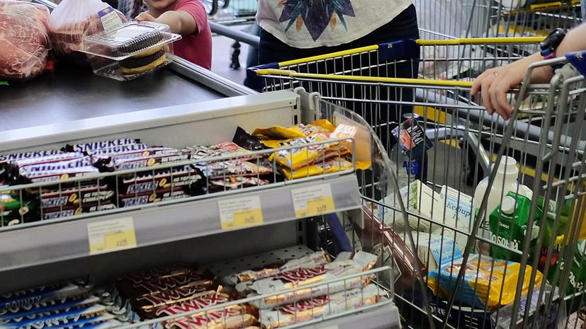Стоимость продуктовой корзины в Карелии снизилась на 2% в августе