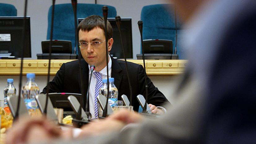 НАБУ предъявило обвинение в незаконном обогащении министру инфраструктуры Украины