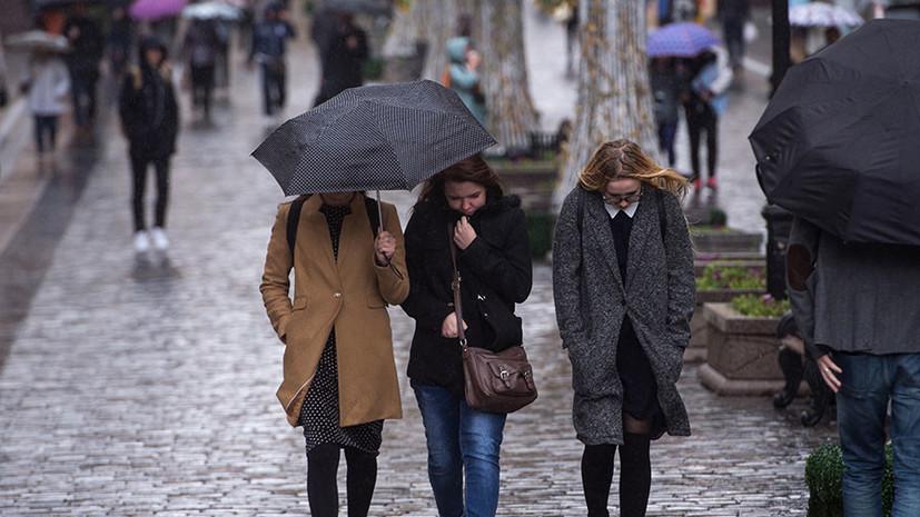 «Плавное понижение температуры»: какая погода установится в Центральной России в ближайшую неделю
