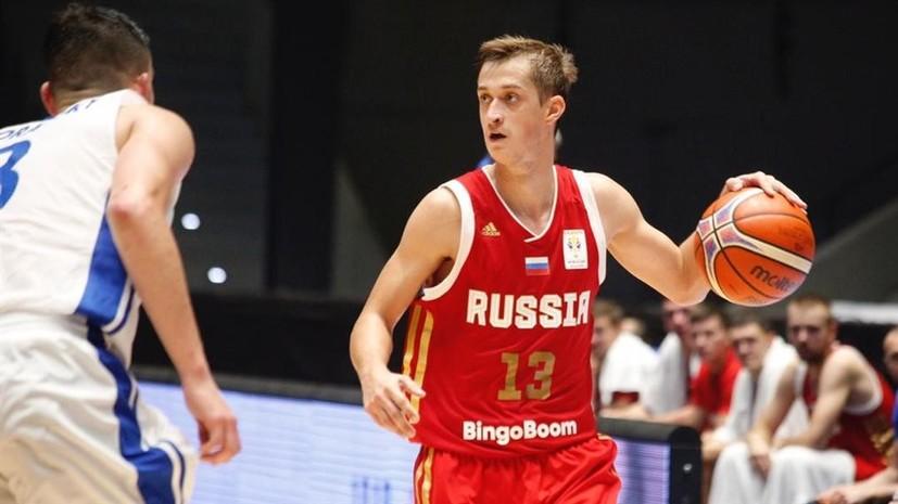 Злой «волшебник»: Саторански помог сборной Чехии по баскетболу победить Россию в отборочном матче Кубка мира
