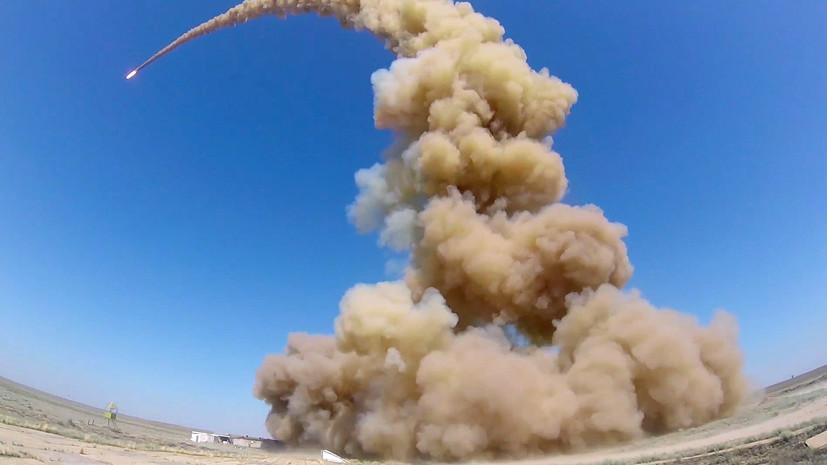 Военные России применили ракеты-невидимки во время учений «Восток-2018»