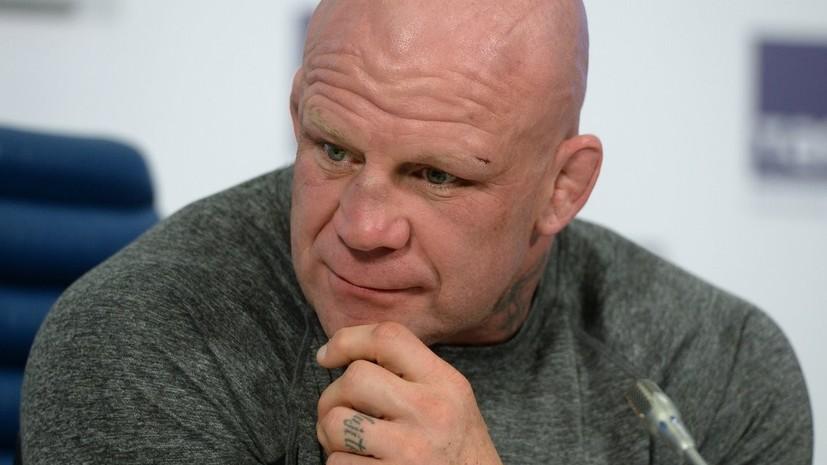 Джефф Монсон вступил в должность депутата подмосковного Красногорска