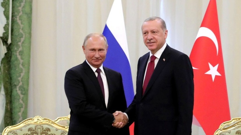 Лавров подтвердил предстоящие переговоры Путина и Эрдогана по ситуации в Идлибе