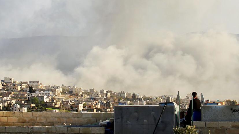 Глава МИД ФРГ заявил о ключевой роли России в предотвращении гуманитарной катастрофы в Сирии