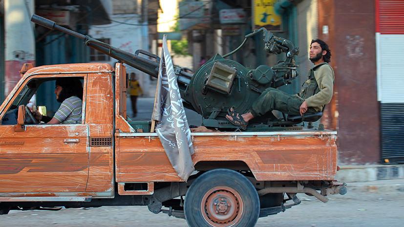 Последний оплот боевиков: какая обстановка сложилась в Идлибе накануне встречи Путина и Эрдогана