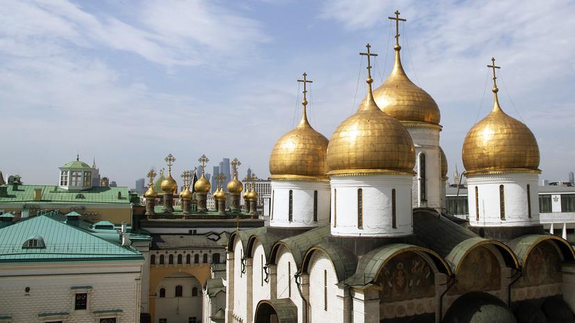 РПЦ не будет участвовать в структурах под председательством Константинополя