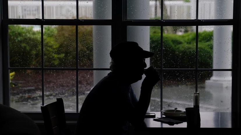 Число отключений электроэнергии из-за урагана в Северной Каролине превысило 557 тысяч