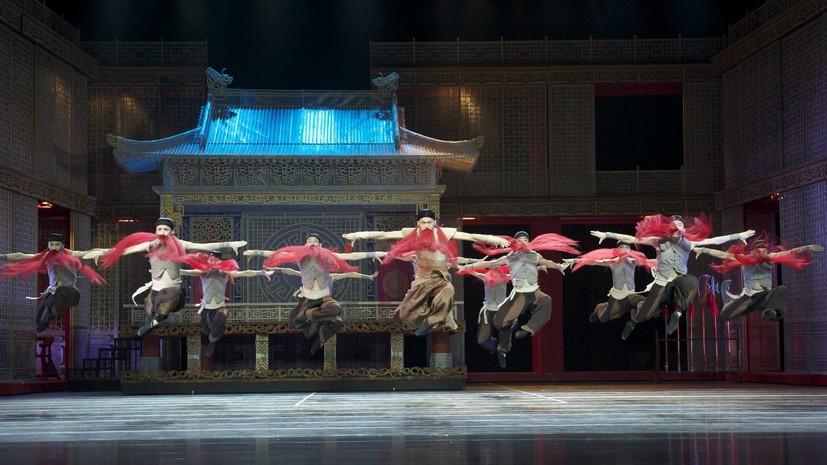 Международный театральный фестиваль «Александринский» открылся в Петербурге