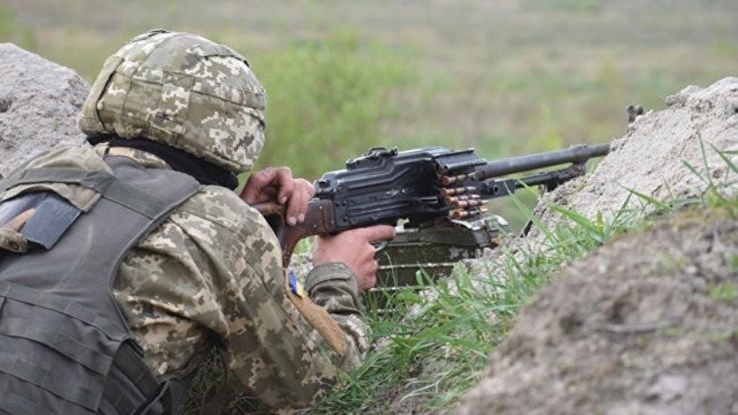 ВДНР сказали  о погибели  безоружного ополченца из-за выстрела украинского снайпера