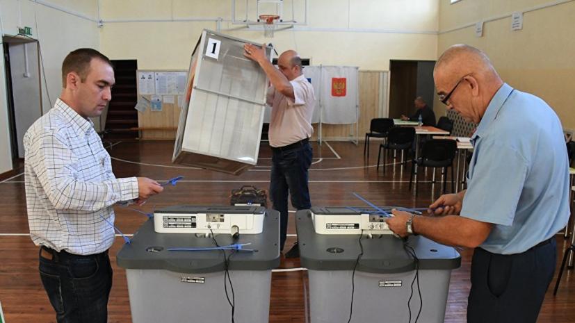 Тарасенко вовтором  туре навыборах губернатора Приморского края набрал 53% - эксзитпол