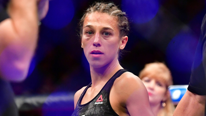 Боец UFC Енджейчик жёстко раскритиковала российского журналиста за вопрос о Макгрегоре