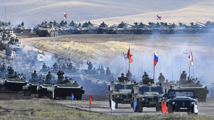 Минобороны России намерено проводить масштабные учения каждые пять лет