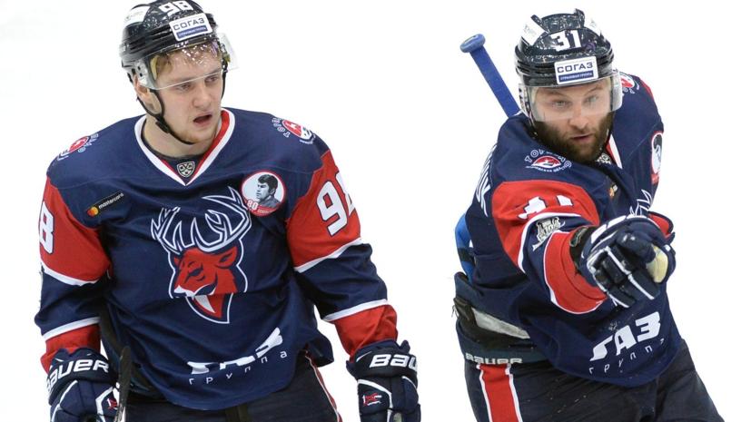 «Сибирь» потерпела седьмое поражение подряд в КХЛ, уступив «Торпедо»