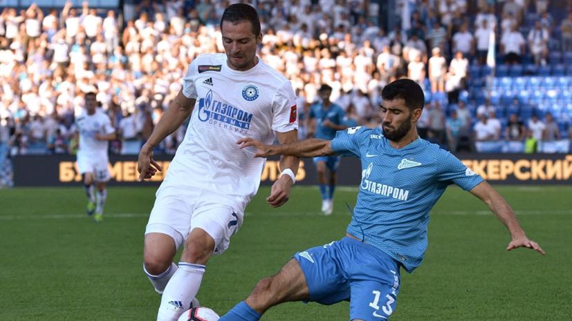 Семак о победе «Зенита» над «Оренбургом»: хочется делать это более уверенно