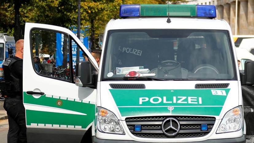 В Германии двое мужчин напали на беженцев из Афганистана