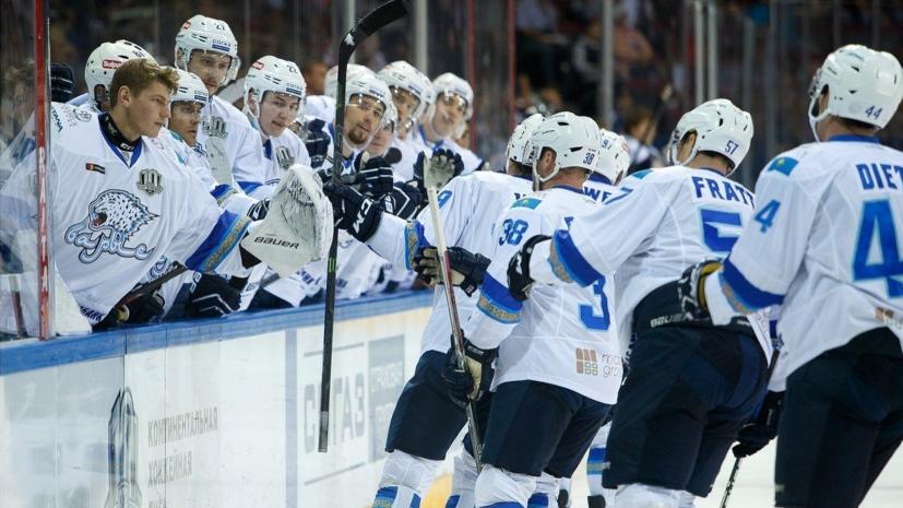 «Барыс» победил «Ак Барс» по буллитам в матче КХЛ