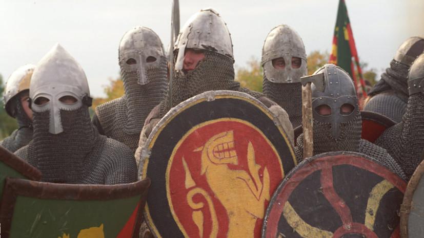 В Тульской области прошла историческая реконструкция Куликовской битвы