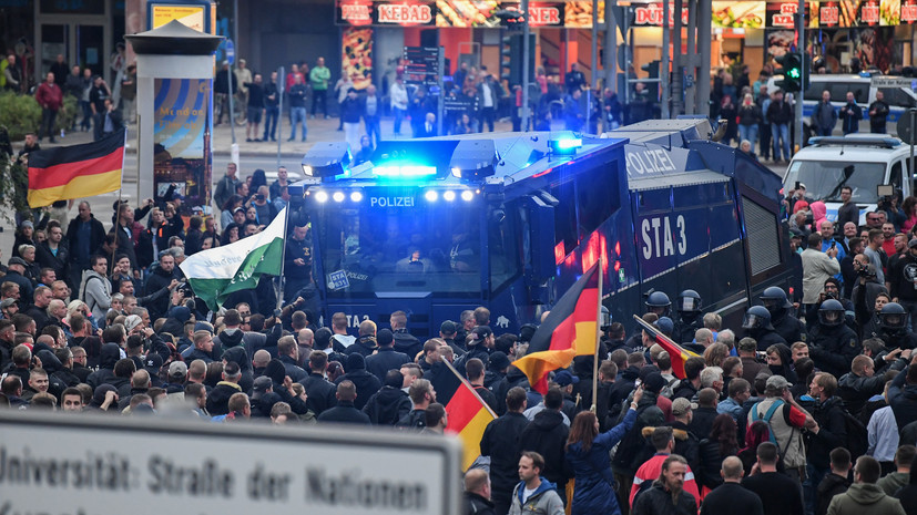 Отрицание истеблишмента: как в Германии набирают популярность альтернативные политические силы