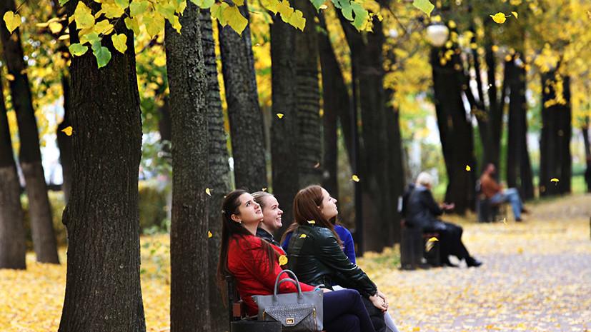 «Вторая серия бабьего лета»: тёплая погода вернётся в Центральную Россию к середине следующей недели