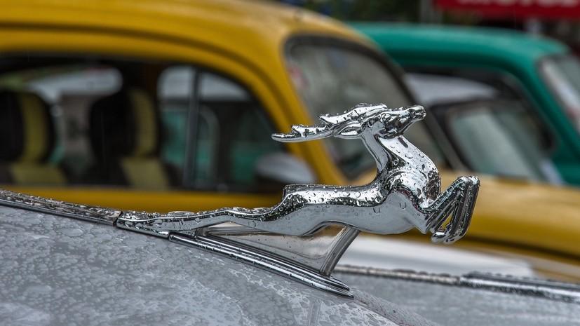 В Саратове прошёл фестиваль автомобилей «Ретро-Волга»