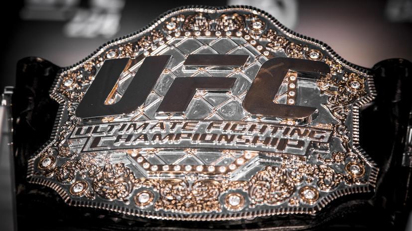 Российский боец ММА Евлоев подписал контракт с UFC