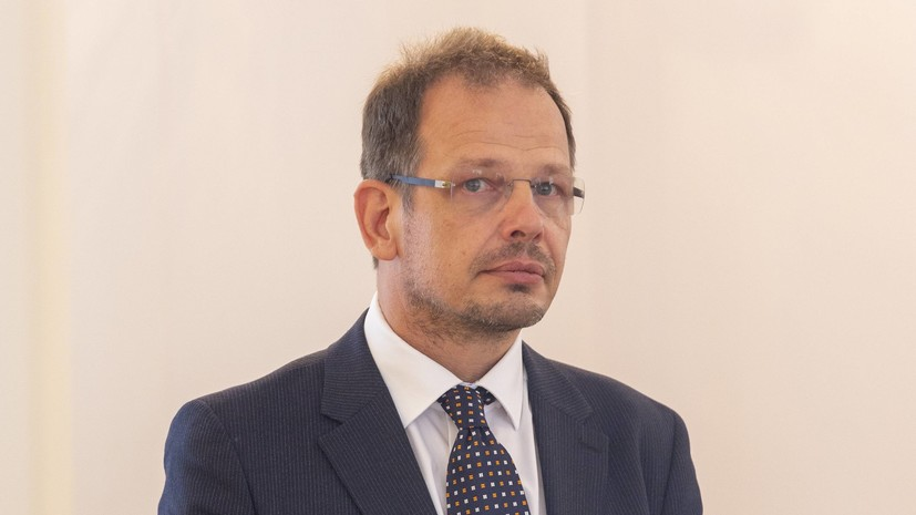 Зеппельт сравнил компромисс WADA и России по РУСАДА с договором между преступником и судом