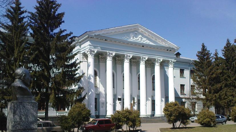 Власти Тамбовской области рассказали о развитии Мичуринска как аграрного наукограда