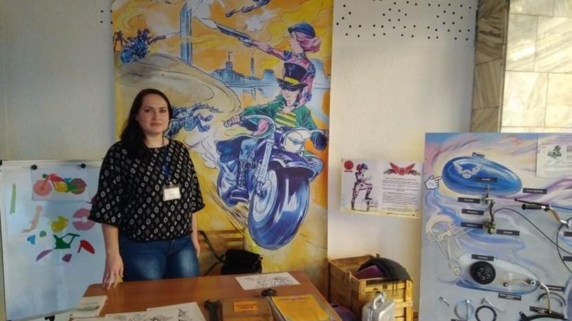 Первый ижевский фестиваль фантастики пройдёт 22—23 сентября в Удмуртии