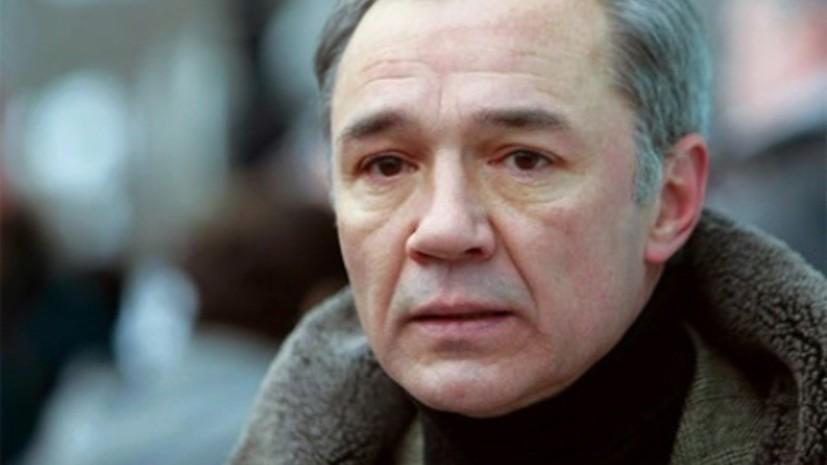 СМИ сообщили подробности о состоянии актёра из Убойной силы Леонова-Гладышева