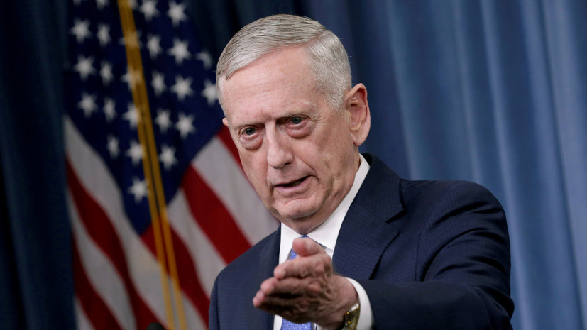 Глава Пентагона обвинил Россию в намерении повлиять на референдум по НАТО в Македонии
