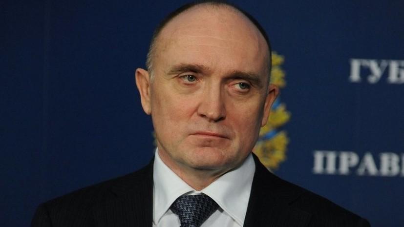 Губернатор Челябинской области встретился с главой администрации президента России