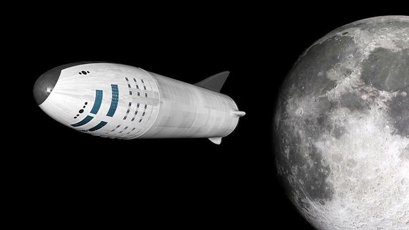 «Он отважный человек»: кто первым полетит к Луне на ракете компании SpaceX