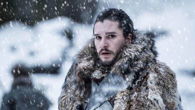 Сериал «Игра престолов» стал лауреатом премии «Эмми»