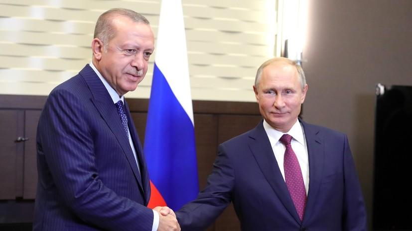 МИД Ирана приветствует решение Путина и Эрдогана по сирийскому Идлибу