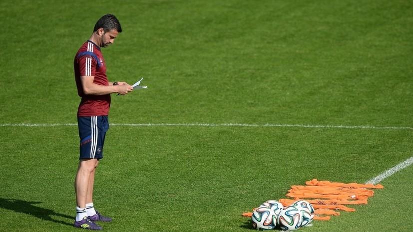 Экс-тренер сборной Российской Федерации решил отсудить 100 тыс. евро упрезидента Албании