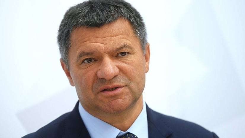 В избиркоме Приморья заявили, что Тарасенко одержал победу на выборах губернатора региона