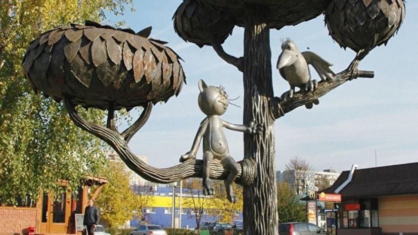 Русский мультфильм «Котенок сулицы Лизюкова» учавствует вмеждународном фестивале