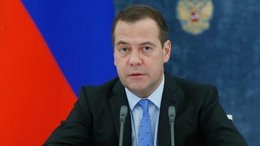 Медведев предупредил нефтяников, что дальше увеличивать цены на горючее нельзя