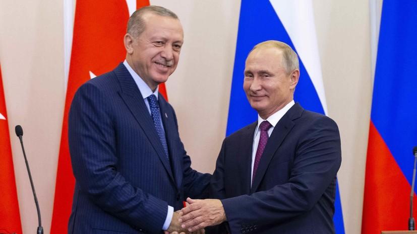 Что означает для Сирии сделка с Эрдоганом по Идлибу?